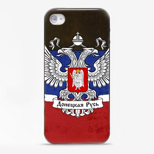 """Чехол для телефона """"ДНР"""""""