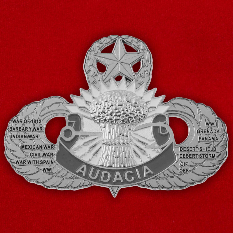 Челлендж коин 3-го батальона 4-го  полка ПВО
