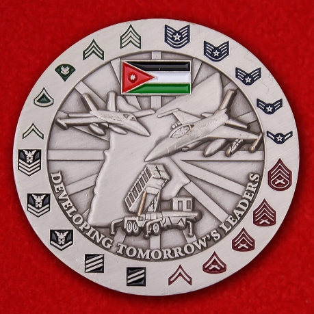 407TH Air Expeditionary Group Challenge Coin