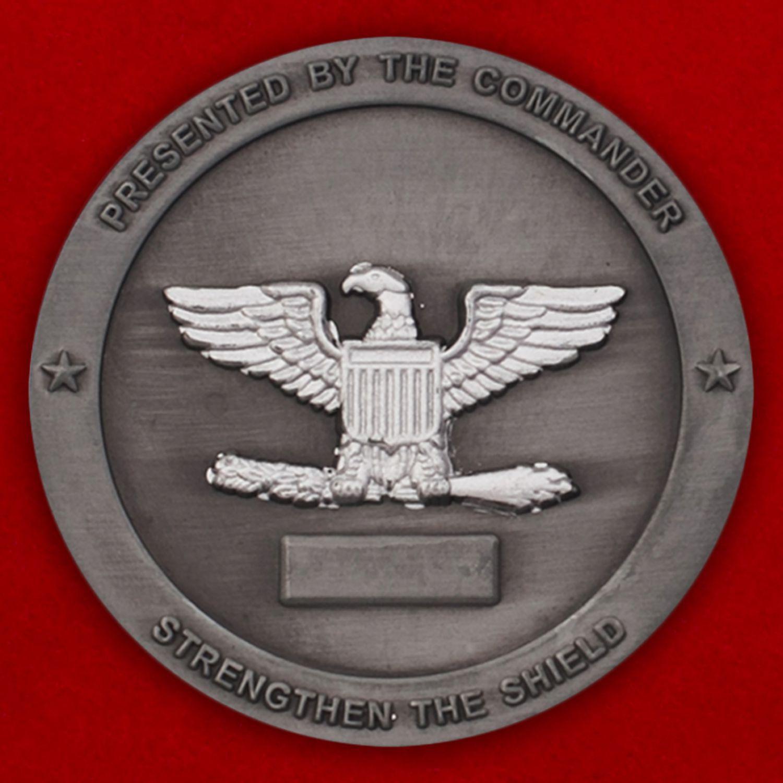 Челлендж коин 53-й авиагруппы радиоэлектронной борьбы