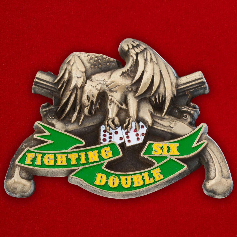 Челлендж коин 66-й роты Военной полиции Армии США
