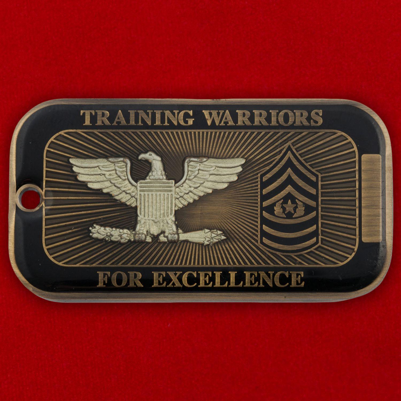 Челлендж коин 72-й бригады Полевой артиллерии