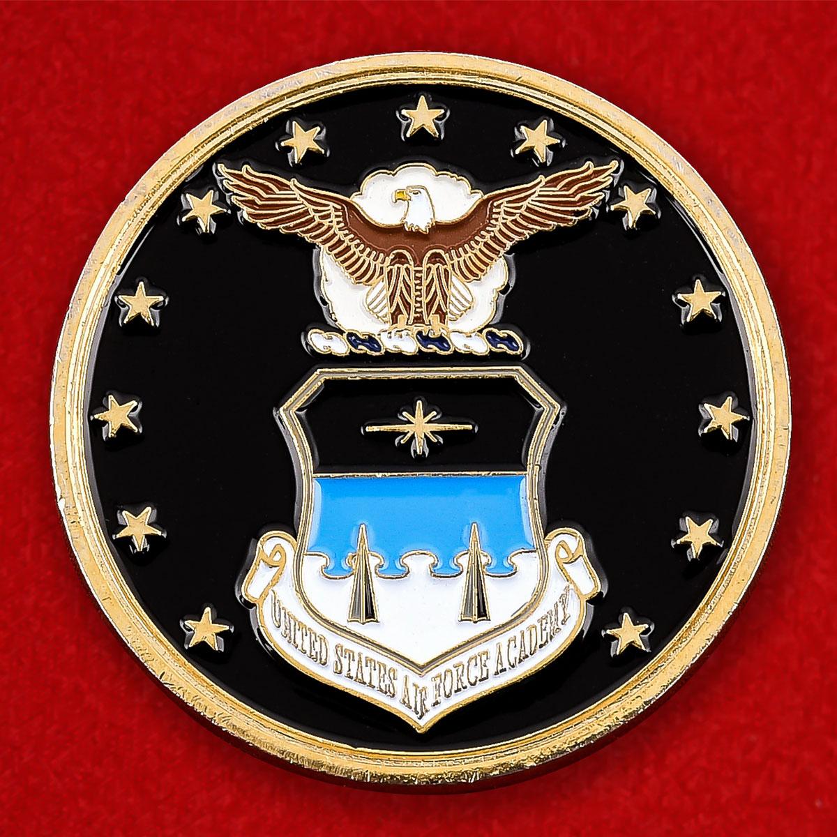 "Челлендж коин ""Академия ВВС США"""