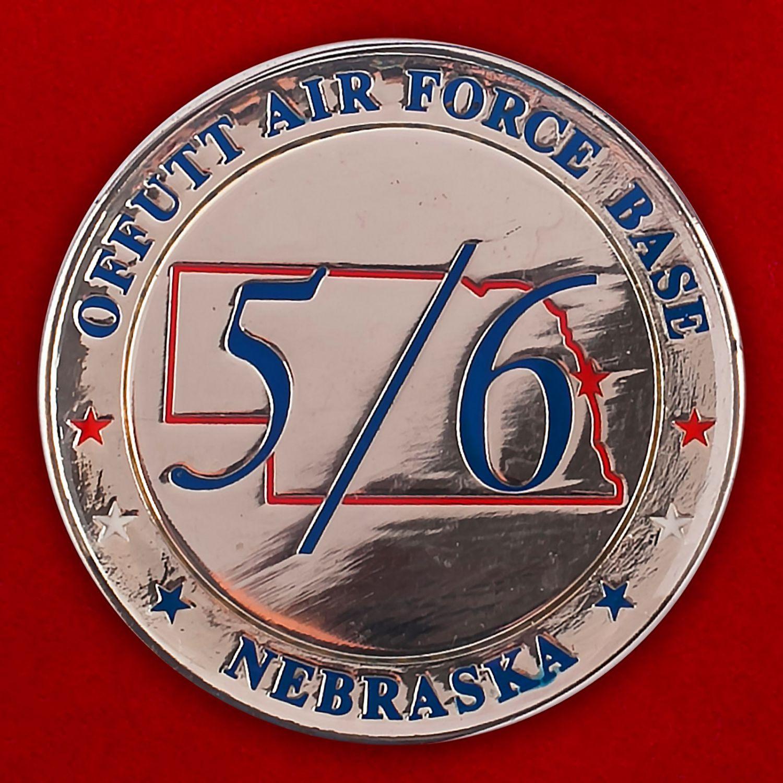 Челлендж коин авиабазы Оффат ВВС США, Небраска