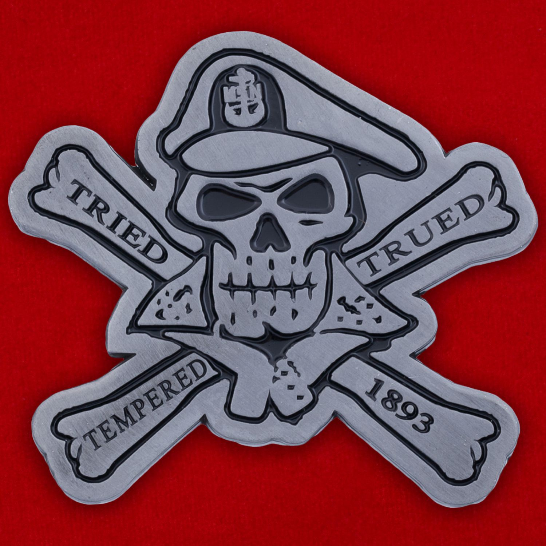 Челлендж коин Базы Кэмп-Леджен Корпуса Морской пехоты США