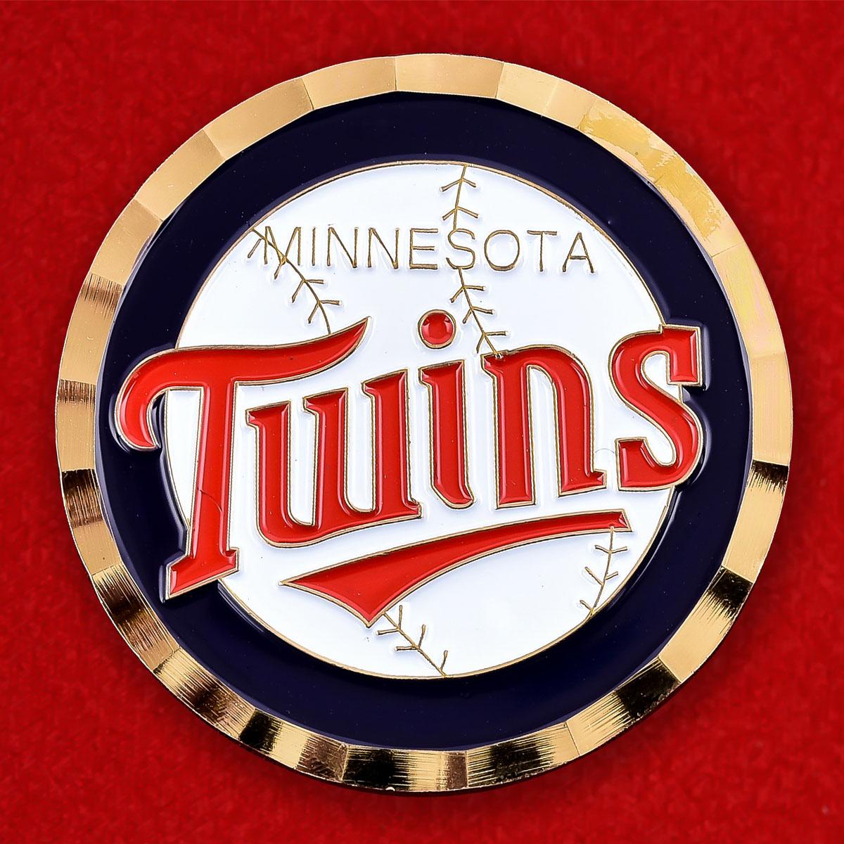 Челлендж коин фан-клуба Minnesota Twins