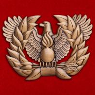Челлендж коин к 100-летию введения института уорент-офицеров в ВС США