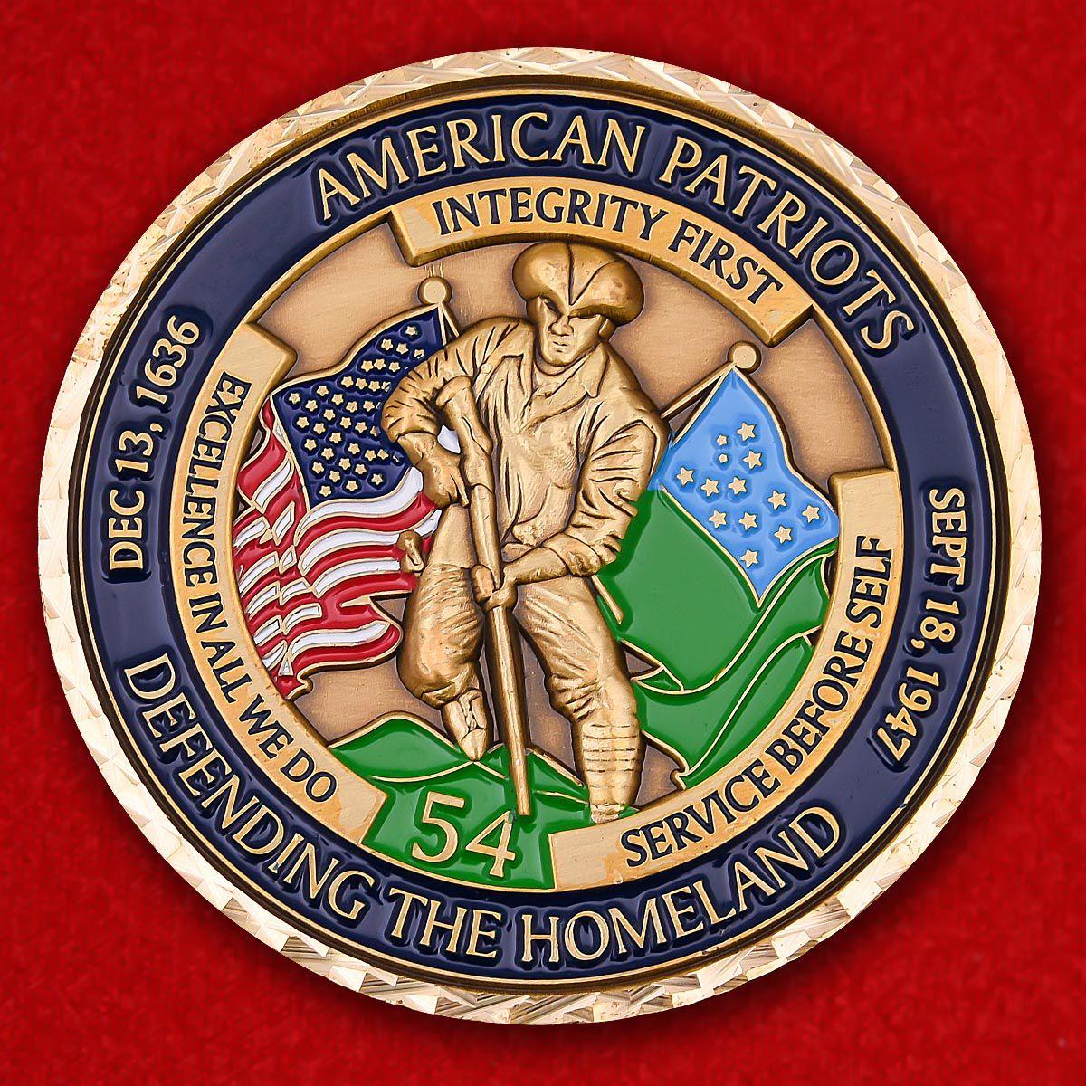"""Челлендж коин """"Командиру 158-го истребительного авиаполка за выдающиеся заслуги"""""""