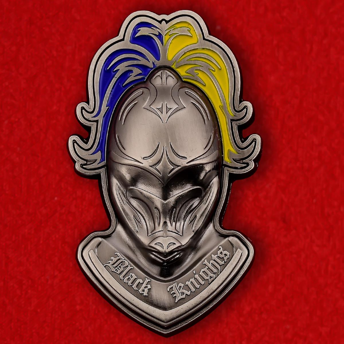 """Челлендж коин """"Контролеру эскадрильи 19-го крыла от командования"""""""