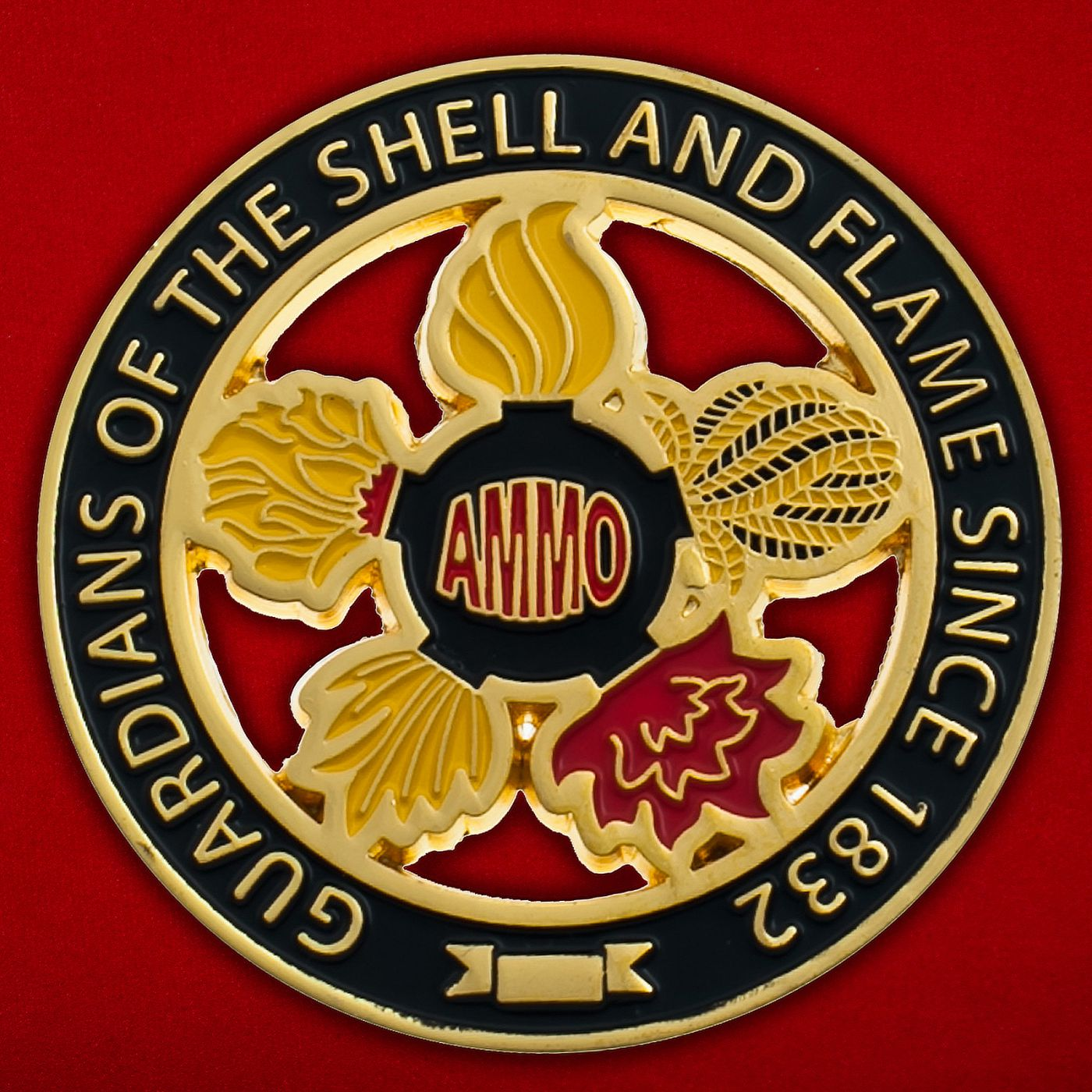 Челлендж коин Корпуса Артиллерийского вооружения Армии США