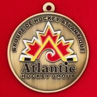 "Челлендж коин-медальон ""Атлантическая хоккейная группа Канады"""