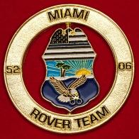 Челлендж коин офицеров Службы таможенного и пограничного контроля Майами