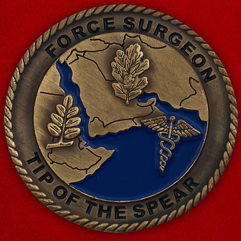Челлендж коин Сил специальных операций США