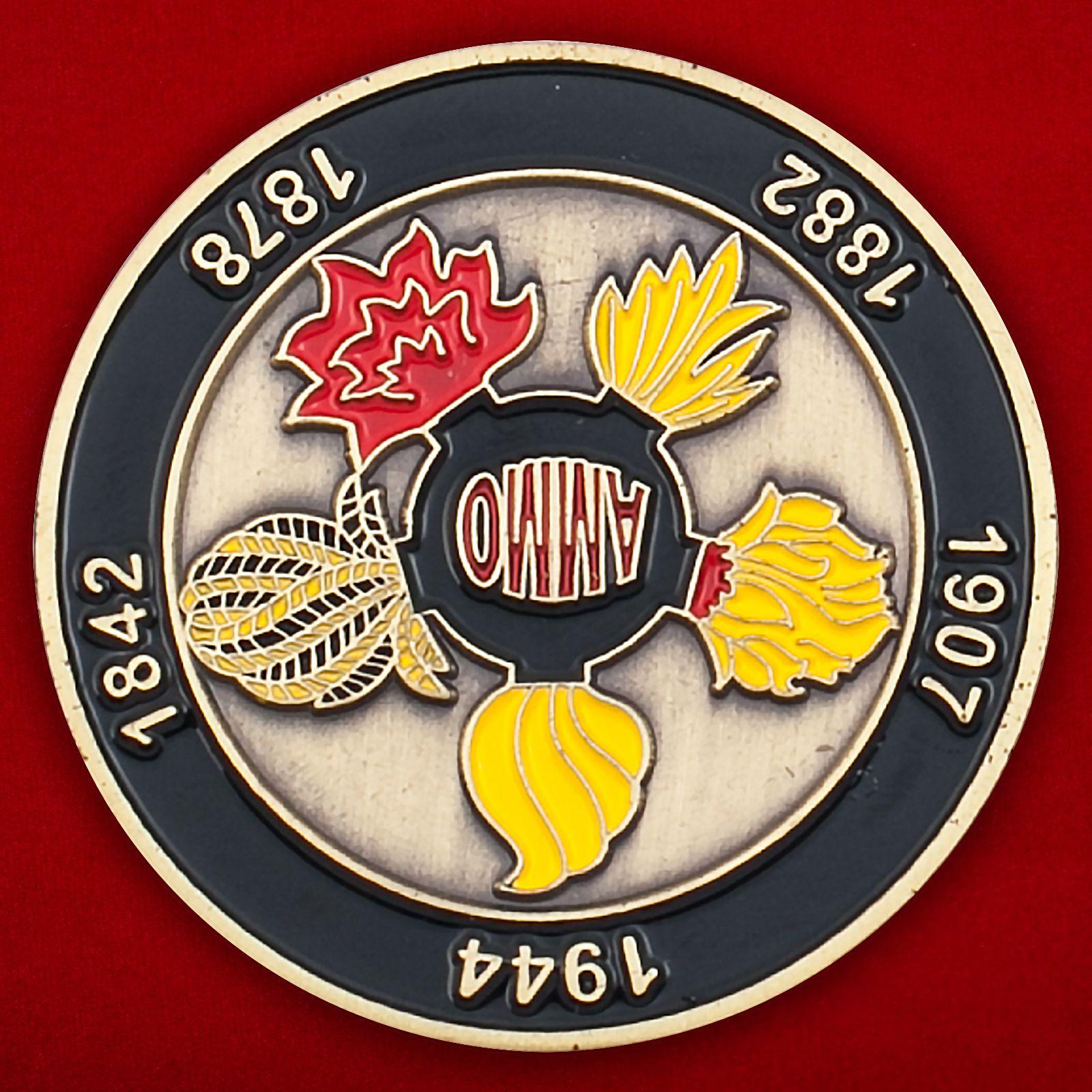 Челлендж коин Службы авиационного Вооружения ВВС США