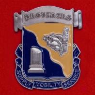 """Челлендж коин службы ракетно-артиллерийиского вооружения армии США """"За отличную службу"""""""