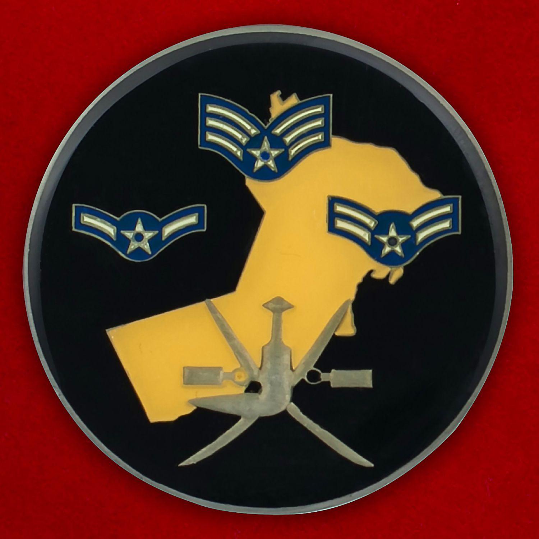 Челлендж коин Совета пилотов ВВС США