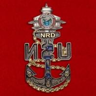 Челлендж коин старшин вербовочного центра ВМС США в Сиэтле