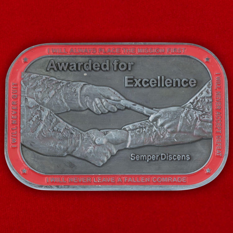 Челлендж коин Военного лагеря имени Джозефа Робинсона Учебного центра Национальной гвардии штата Арканзас