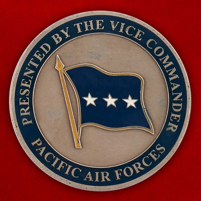 Челлендж коин ВВС США в зоне Тихого океана