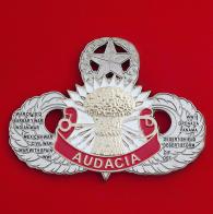 """Челлендж коин """"За отличие"""" 3-го батальона (воздушно-десантного) 4-го полка ПВО Армии США"""