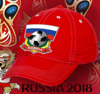 Чемпионская бейсболка Russia.