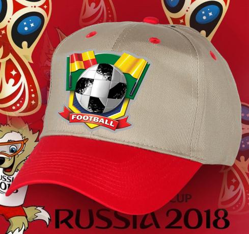 Чемпионская кепка Football.