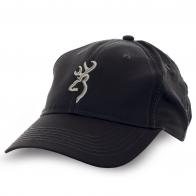 Черная бейсболка Browning