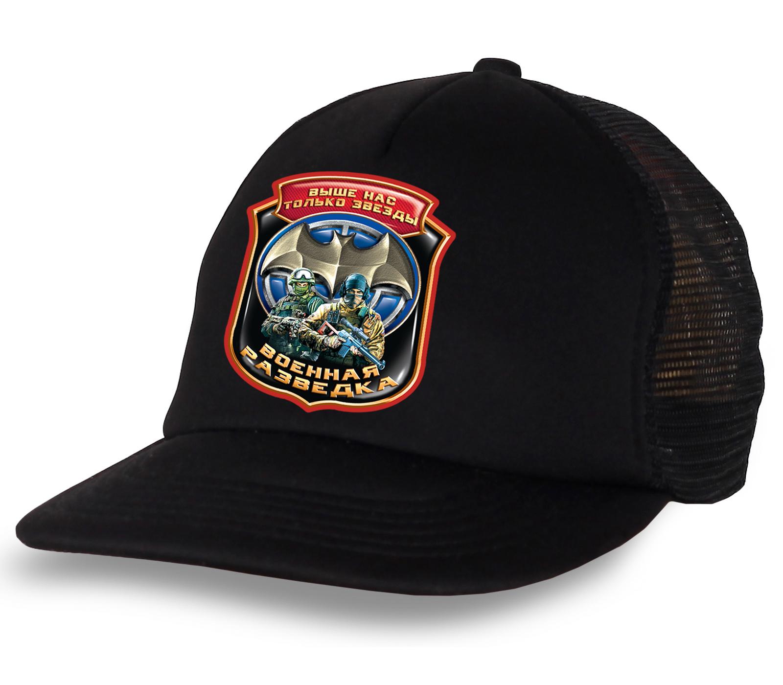 """Популярная кепка """"Военная разведка"""" с сеткой. Первоклассная модель по лояльной цене"""