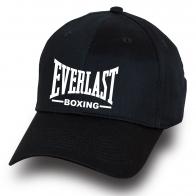 Черная бейсболка Everlast