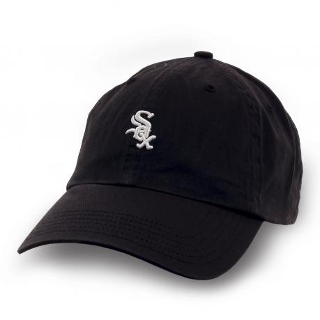Черная бейсболка униSEX