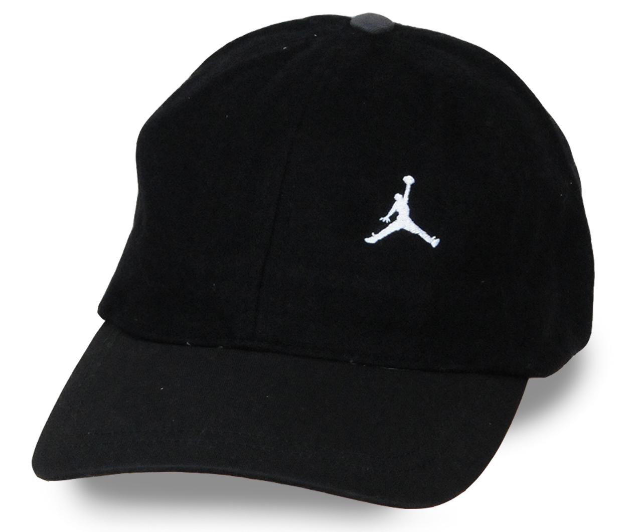 Черная бейсбольная кепка - купить с доставкой