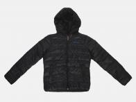 Черная демисезонная куртка Maik & QS