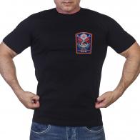 Черная футболка Член семьи погибшего участника Великой Отечественной войны