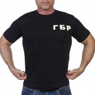 Черная футболка ГБР