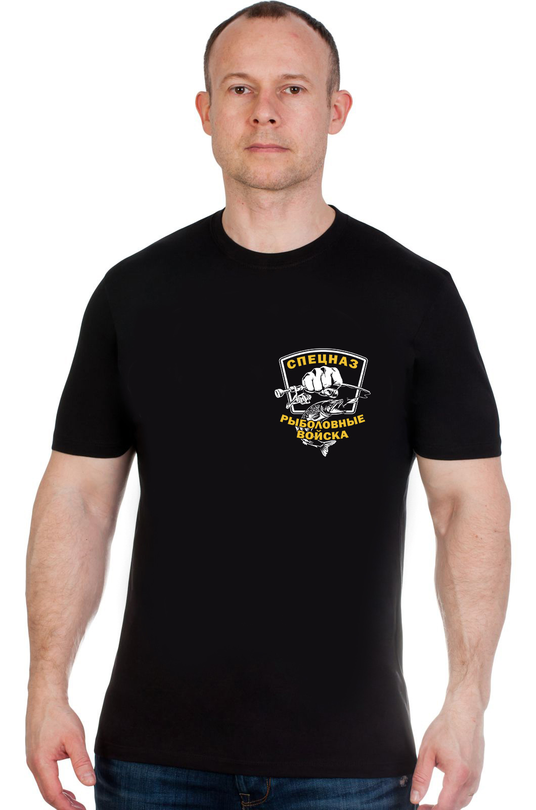 Где в Москве заказать футболку с вышивкой? В Военпро!