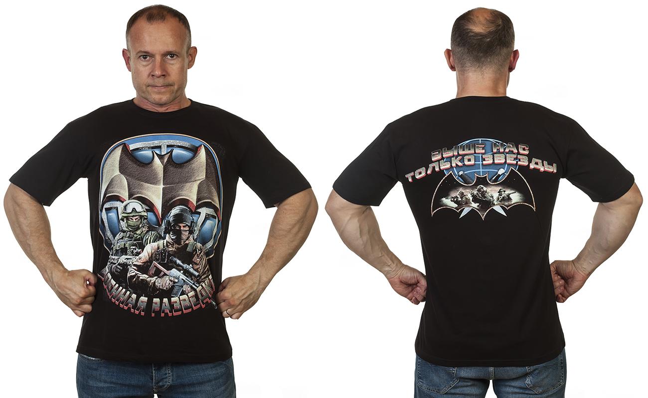 Заказать футболку Военные разведчики