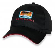 Черная кепка Kauai.