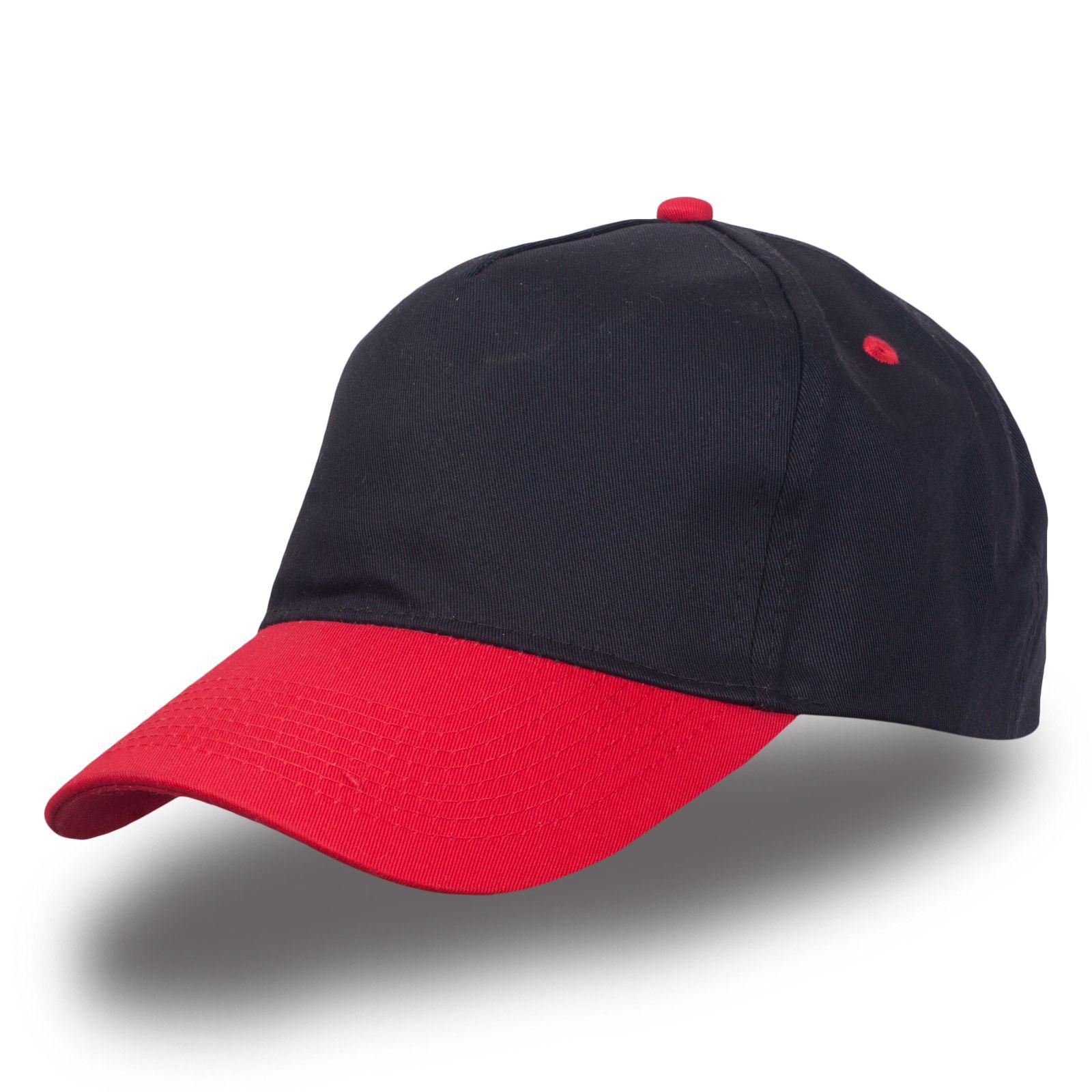 Черная кепка - купить в интернет-магазине