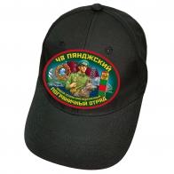 Чёрная кепка 48 Пянджский пограничный отряд