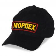 Черная кепка для морских пехотинцев.