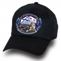 """Черная кепка капитана """"За флот!"""""""
