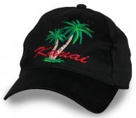 Черная кепка KAUAI