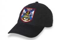 Чёрная кепка Морская пехота