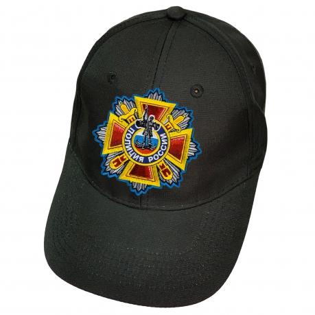 Чёрная кепка Полиция России