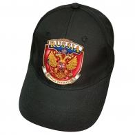 Чёрная кепка Russian Federation