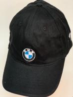 Черная кепка с логотипом BMW
