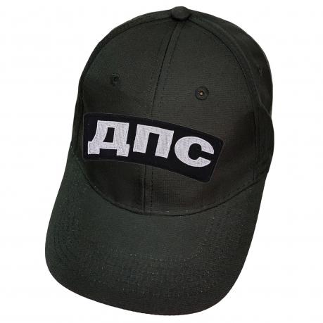 Чёрная кепка с нашивкой ДПС