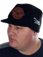 Черная кепка-шапка Miller Way - купить в подарок