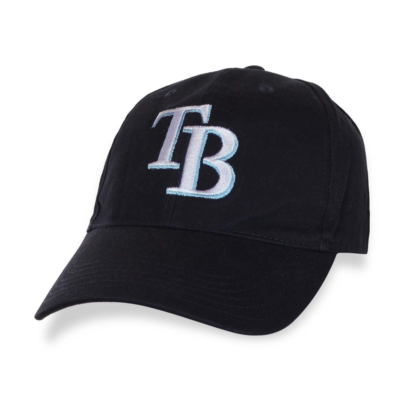 Черная кепка TB