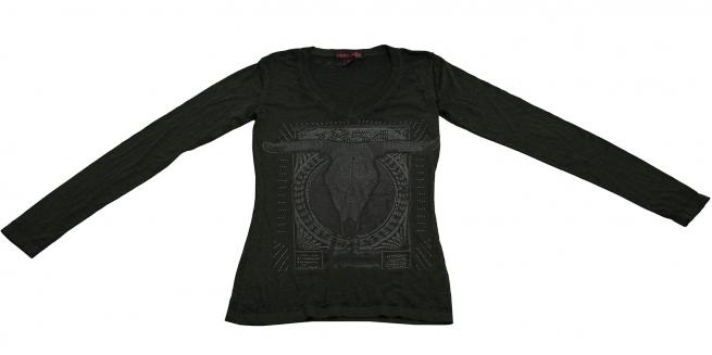 Черная кофточка Rock&Roll CowGirl оригинального дизайна. Ограниченная серия!